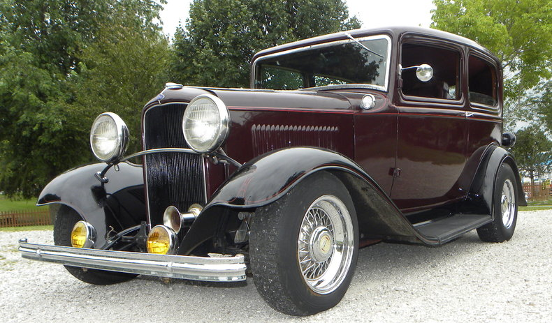 1932 Ford Custom Image 10