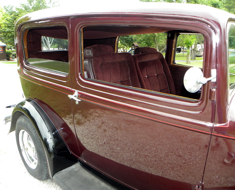 1932 Ford Custom Image 16