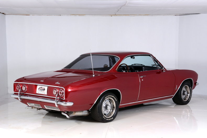 1965 Chevrolet Corvair Image 3