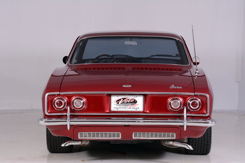 1965 Chevrolet Corvair Image 16
