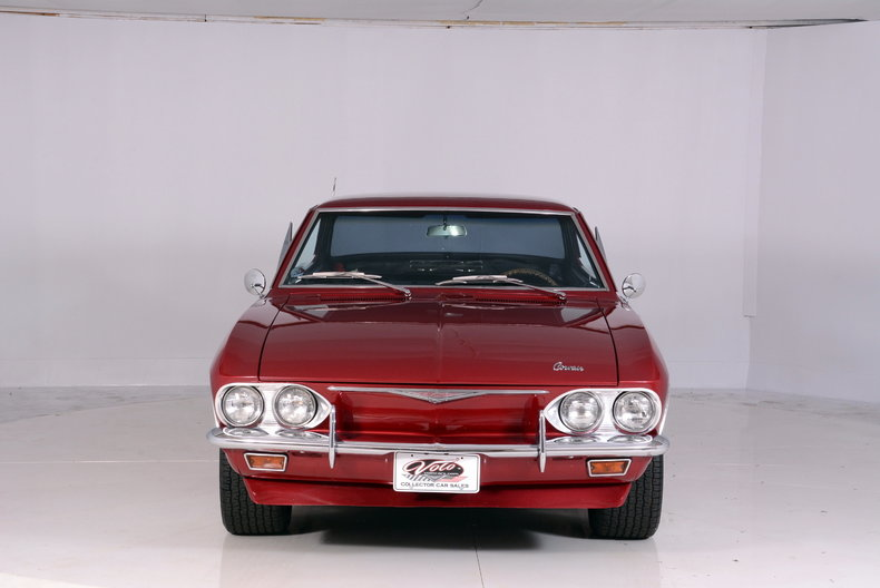 1965 Chevrolet Corvair Image 18
