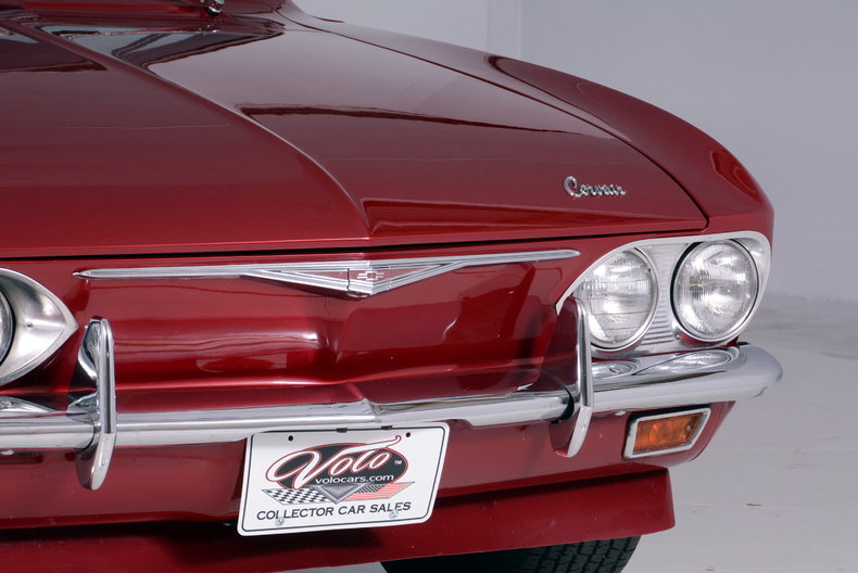 1965 Chevrolet Corvair Image 20