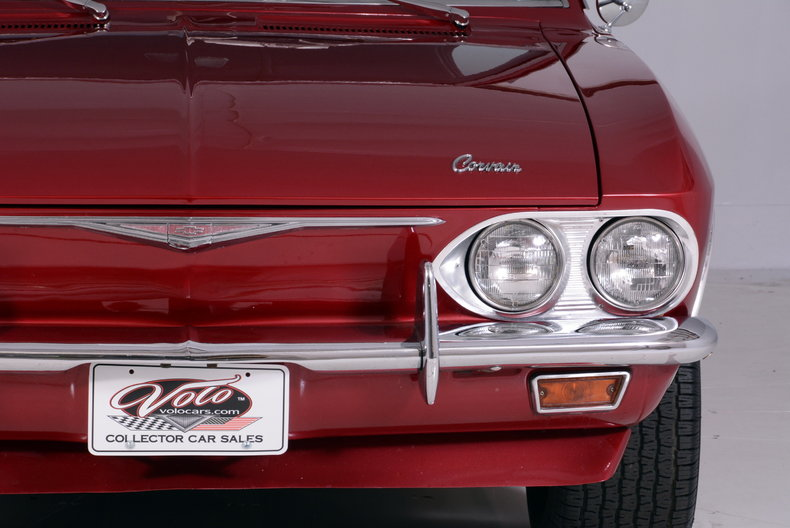 1965 Chevrolet Corvair Image 24