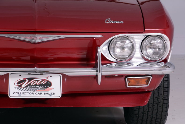 1965 Chevrolet Corvair Image 41