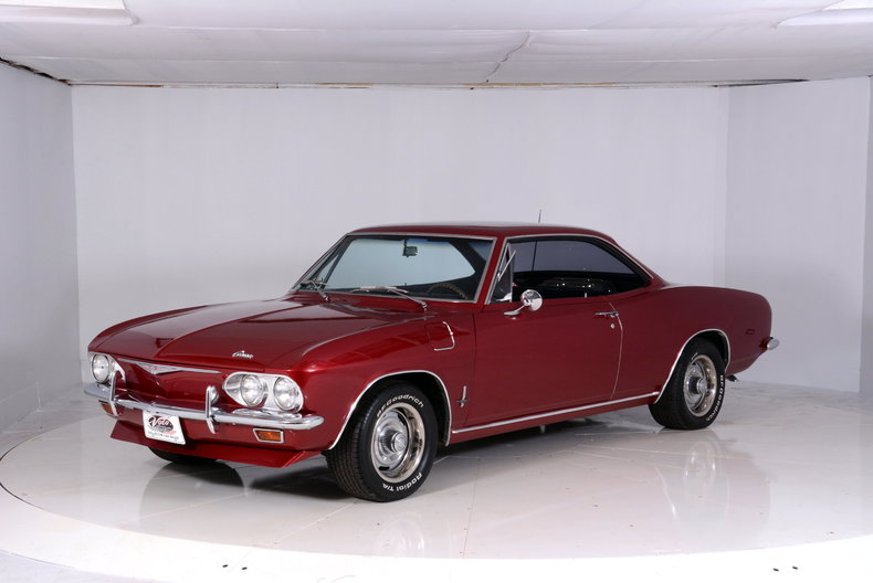 1965 Chevrolet Corvair Image 42