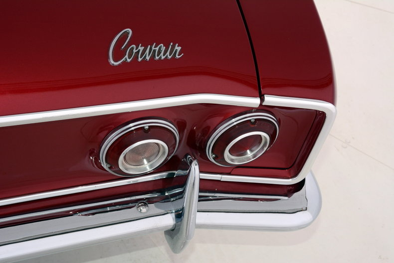 1965 Chevrolet Corvair Image 48