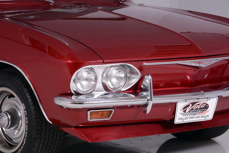 1965 Chevrolet Corvair Image 59