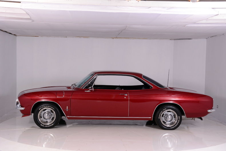 1965 Chevrolet Corvair Image 67