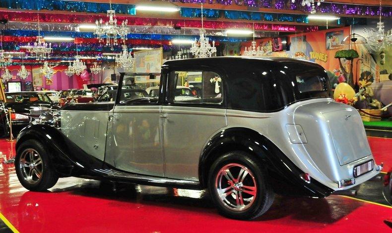 1938 Rolls-Royce Phantom III Image 3