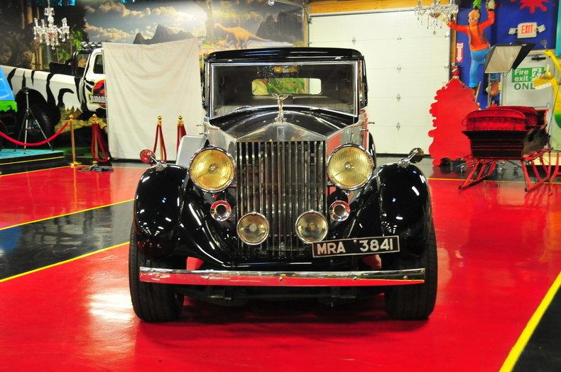 1938 Rolls-Royce Phantom III Image 13