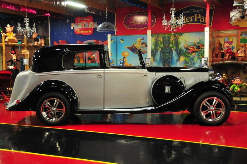 1938 Rolls-Royce Phantom III Image 23