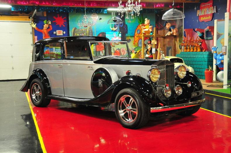 1938 Rolls-Royce Phantom III Image 28