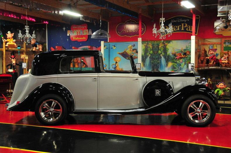 1938 Rolls-Royce Phantom III Image 30