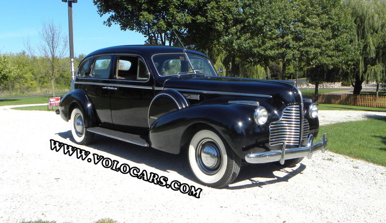 1940 Buick  Image 1