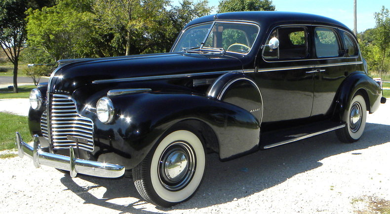 1940 Buick  Image 3