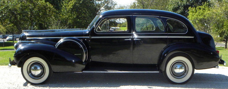 1940 Buick  Image 4