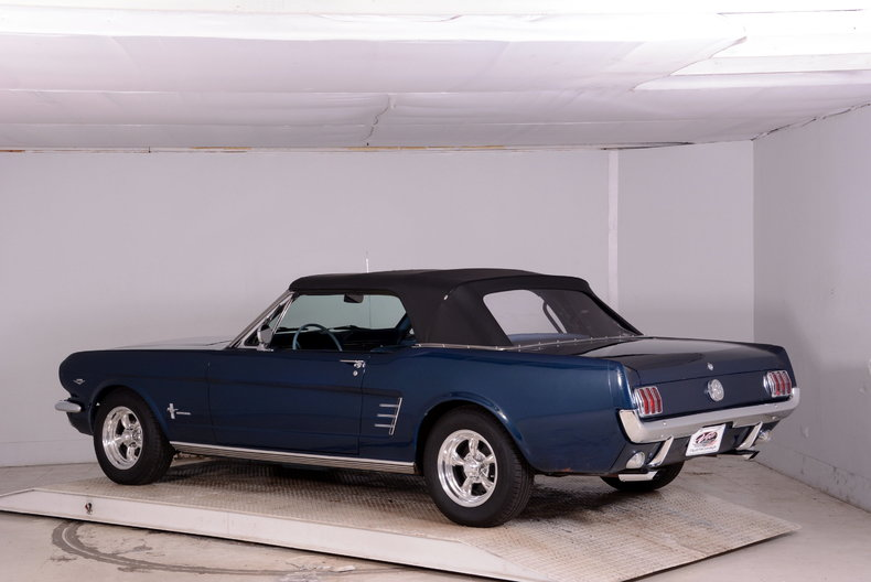 1966 Ford Mustang Image 34