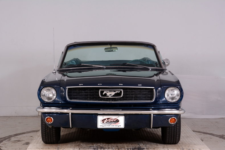 1966 Ford Mustang Image 40
