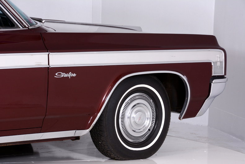 1963 Oldsmobile Starfire Image 16