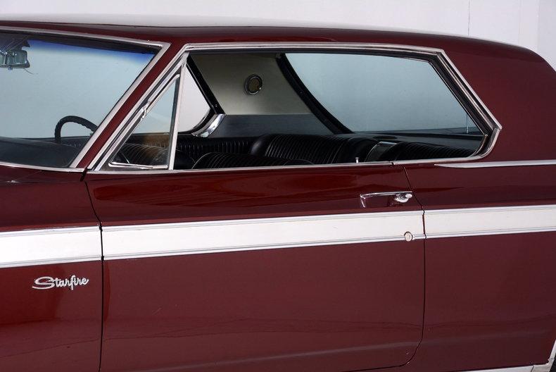 1963 Oldsmobile Starfire Image 25