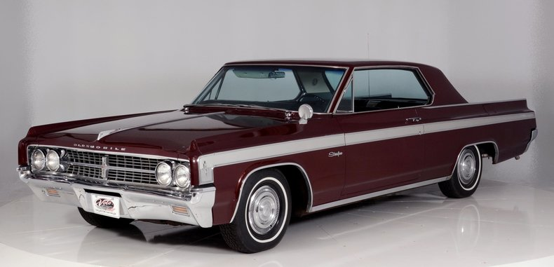 1963 Oldsmobile Starfire Image 27