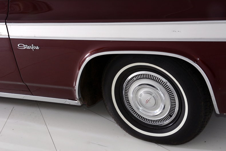 1963 Oldsmobile Starfire Image 57