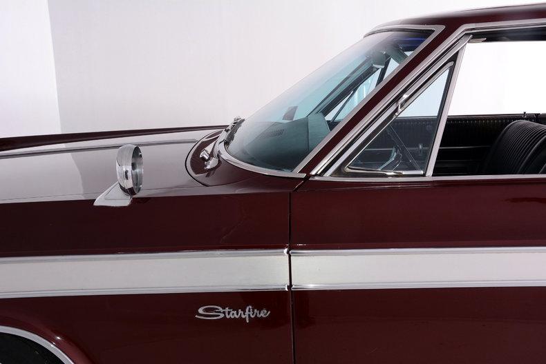 1963 Oldsmobile Starfire Image 70