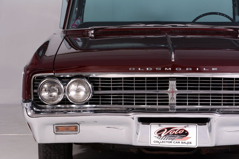 1963 Oldsmobile Starfire Image 80