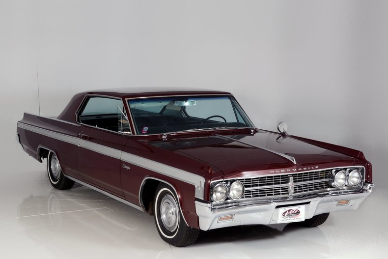1963 Oldsmobile Starfire Image 82