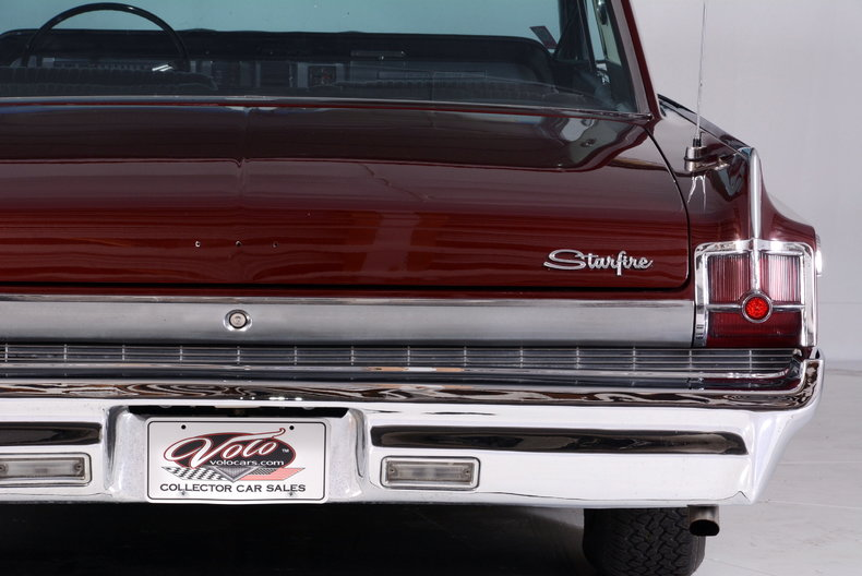 1963 Oldsmobile Starfire Image 83