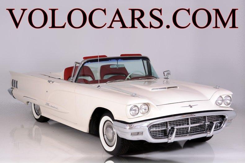 1960 Ford Thunderbird Image 1