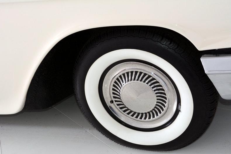 1960 Ford Thunderbird Image 61