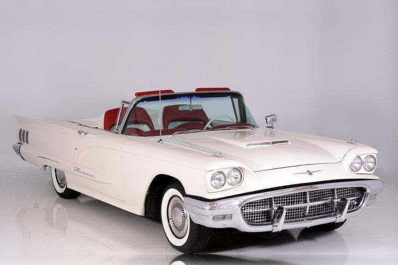 1960 Ford Thunderbird Image 63