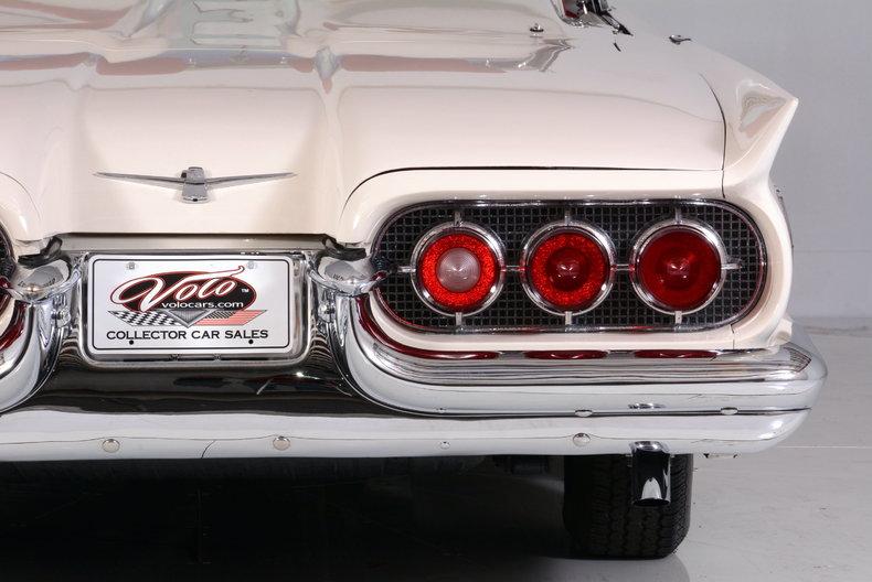1960 Ford Thunderbird Image 64