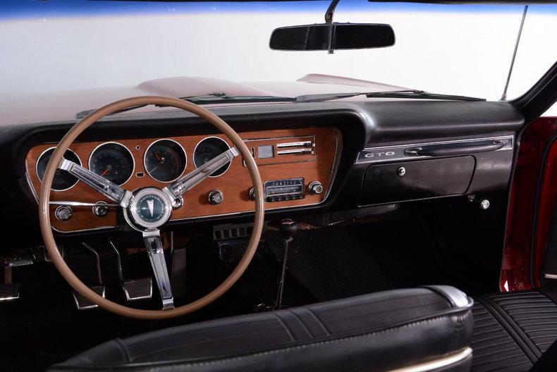 1966 Pontiac GTO Image 2
