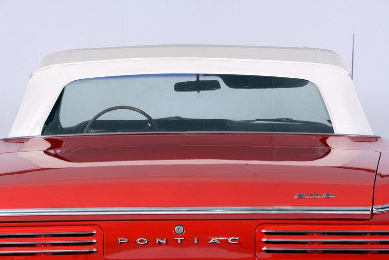 1966 Pontiac GTO Image 9