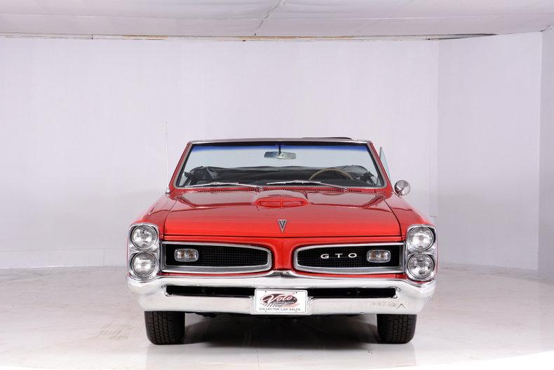 1966 Pontiac GTO Image 22