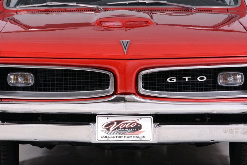 1966 Pontiac GTO Image 25
