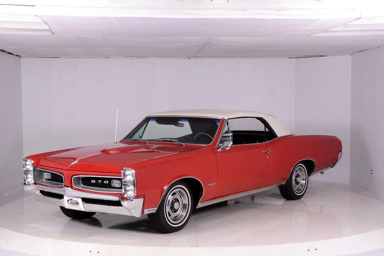 1966 Pontiac GTO Image 41
