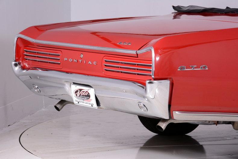 1966 Pontiac GTO Image 46