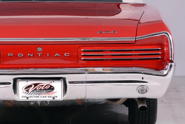 1966 Pontiac GTO Image 51