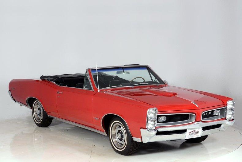 1966 Pontiac GTO Image 63
