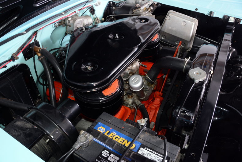 1957 Chevrolet Bel Air Image 21