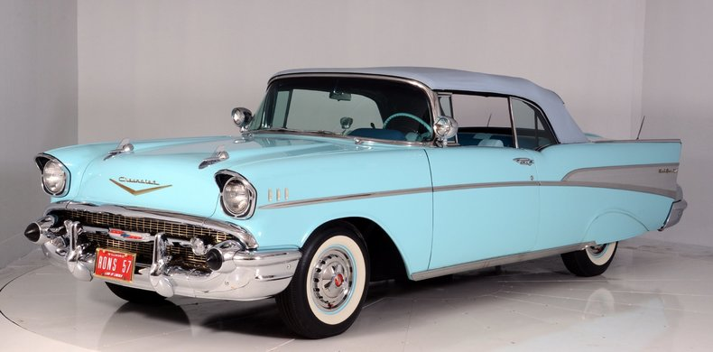 1957 Chevrolet Bel Air Image 35
