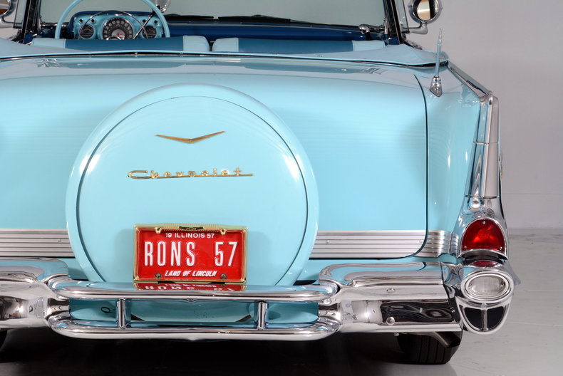 1957 Chevrolet Bel Air Image 38