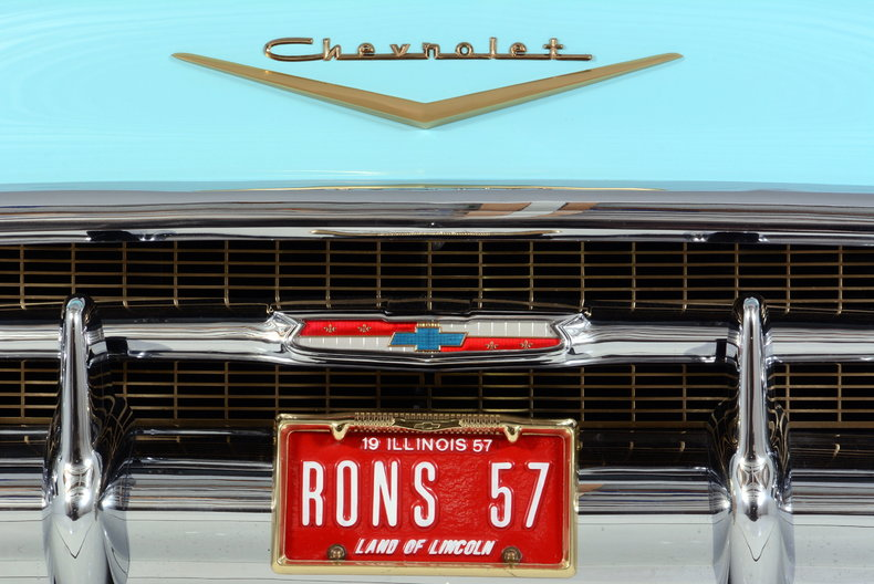 1957 Chevrolet Bel Air Image 44