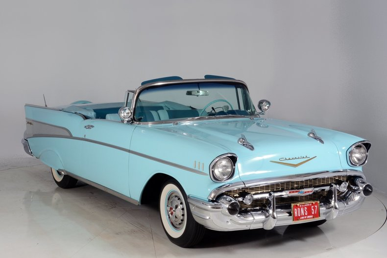 1957 Chevrolet Bel Air Image 75
