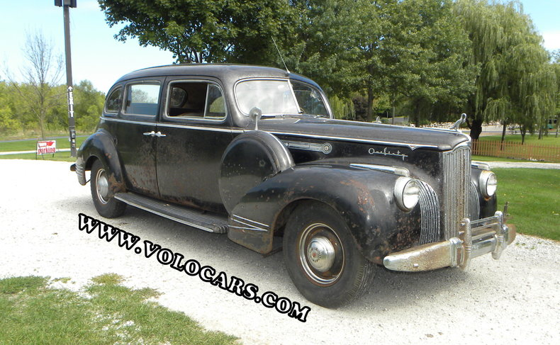 1941 Packard 160 Image 1