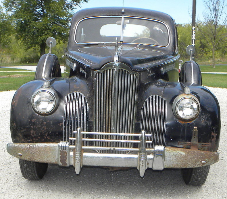 1941 Packard 160 Image 2