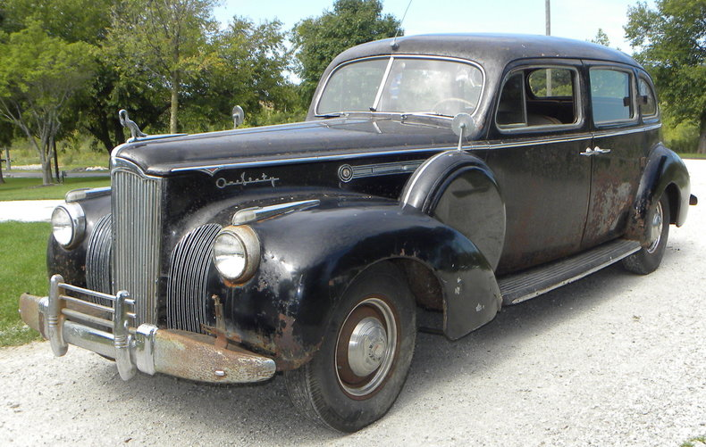 1941 Packard 160 Image 3